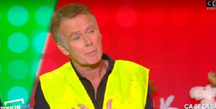 Franck Dubosc sexcuse après ses propos anti-gilets jaunes